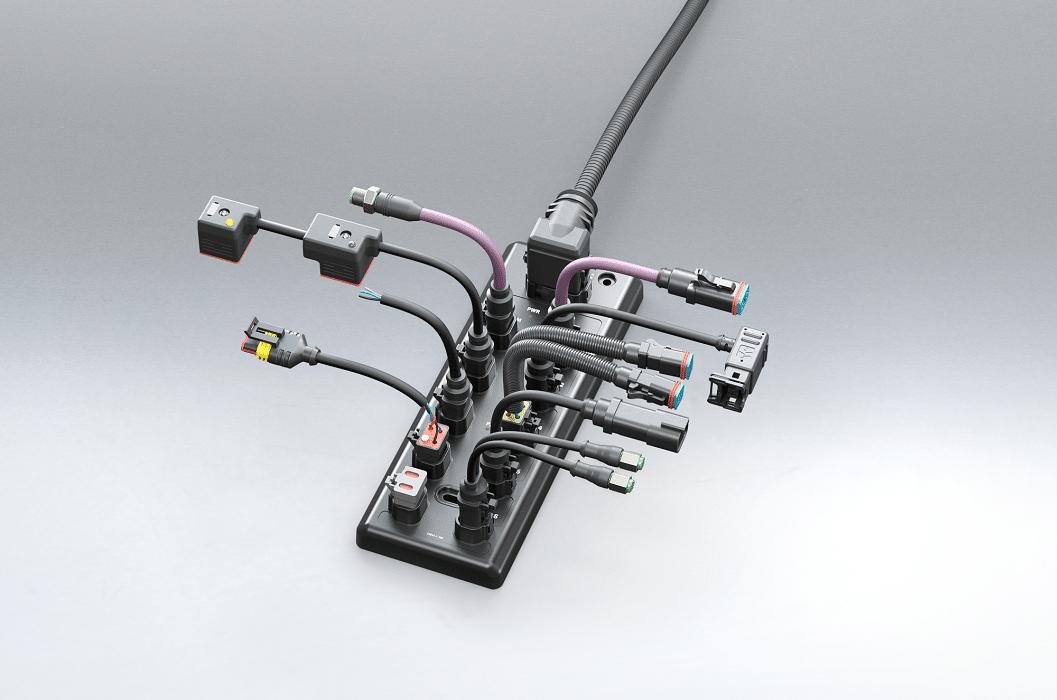 xtremeDB met connectoren